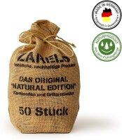 ZARELO Original nachhaltige Jutesäcke Grill- und...